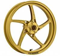 "OZ Motorbike - OZ Motorbike Piega Forged Aluminum Wheel Set: Triumph Speed Triple/ABS '11-'17 [6.0"" Rear] - Image 3"