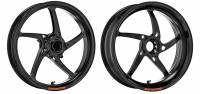 OZ Motorbike - OZ Motorbike Piega Forged Aluminum Wheel Set: Triumph Speed Triple ABS '11-'15