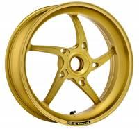 "OZ Motorbike - OZ Motorbike Piega Forged Aluminum Wheel Set: Triumph Speed Triple/ABS '11-'17 [6.0"" Rear] - Image 5"
