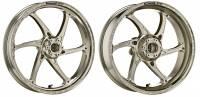 OZ Motorbike - OZ Motorbike GASS RS-A Forged Aluminum Wheel Set: Triumph Daytona 675/R '13-'17
