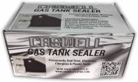 Tools, Stands, Supplies, & Fluids - Fluids - Caswell - Caswell Epoxy Gas Tank Sealer [Motorcycle Tanks - Up To 10 Gal] 1 Pint