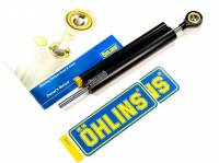 Suspension & Chassis - Steering Dampers - Öhlins - OHLINS Black Series Universal Steering Damper: 63mm Stroke
