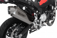 HP Corse - HP Corse 4 Track R Slip-On Exhaust: BMW F850GS, F750GS