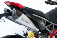 HP Corse - HP Corse Evoxtreme 260 Slip-On Exhaust: Ducati Hypermotard 950/SP
