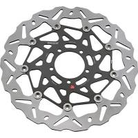 Brake - Rotors - Braking - Braking SK2 Brake Rotor: Ducati Scrambler Desert Sled, Cafe Racer, Icon and more