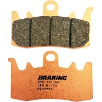 Braking - Braking Sintered Front Brake Pad Set: Ducati Monster 1200-821, MTS 1260-1200, Scrambler, HM 939-950