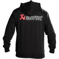 Apparel & Gear - Men's Apparel - Akrapovic - Akrapovic Black Men's Hoody