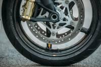 "BST Wheels - BST Diamond TEK Carbon Fiber 5 Spoke Wheel Set: Ducati Desmosedici RR [6.25"" Rear] - Image 2"