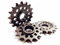 SUPERLITE - SUPERLITE 525 Pitch Chromoly Steel Drilled Countershaft Front Sprocket: BMW F850GS, F750GS