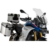 Puig - Puig Touring Plus Windscreen [Clear]: BMW F850GS