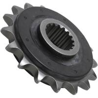 JT Sprockets - JT Sprockets Front Rubberized Countershaft Sprocket: BMW F850GS, F750GS