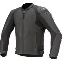 Men's Apparel - Men's Leather Jackets - Alpinestars - Alpinestars GP+R v3 Jacket [Black/Black]