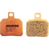 Braking - Braking Sintered Rear Brake Pads CM56: Ducati Monster 1200-1100-696-796-821, 749-999, Panigale 899-959-1199-1299-V4