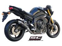 SC Project - SC Project GP Slip-On Exhaust: Yamaha FZ8