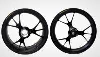 Wheels & Tires - Marchesini - Marchesini - Marchesini Forged Aluminum Light Weight Wheels: Ducati Panigale [As New Off a 2020 Panigale V4S ]