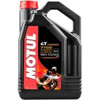 Motul - Motul 7100 Synthetic 4T Oil 20W-50 4L