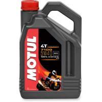 Motul - Motul 7100 Synthetic 4TEngineOil 5W-40 4L