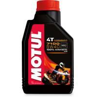Motul - Motul 7100 Synthetic 4T Oil 5W-40 1L