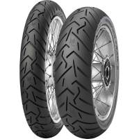 Wheels & Tires - Tires - Pirelli - Pirelli Scorpion Trail II Tire Tire Set: BMW F850GS