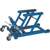 Tools, Stands, Supplies, & Fluids - Stands - K&L Supply Co.  - K&L Multi-Lift Motorcycle Jack
