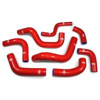 Engine & Performance - Engine Cooling - Samco Sport - SAMCO Silicone Coolant Hose Kit: Ducati 748R '00-'02
