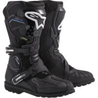 Men's Apparel - Men's Footwear - Alpinestars - Alpinestars Toucan Gore-Tex Boots [Black]