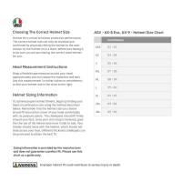 AGV - AGV AX-9 Helmet: Matte Carbon - Image 3
