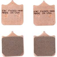 "EBC Brakes - EBC Sintered ""HH"" Brake Pads: Ducati 999/S/R, 749/S/R, Monster S4RS"