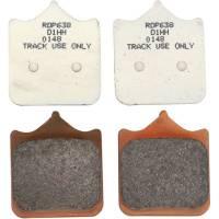 Brake - Pads - DP Brakes - DP Brakes RDP X-Race Titanium Sintered Pads: Ducati 999/S/R, 749/S/R, Monster S4RS