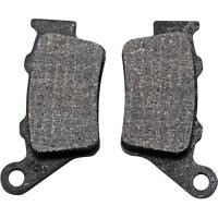 Galfer - Galfer Semi-Metallic Compound Rear Brake Pads: Ducati Scrambler, Sport Classic, GT1000