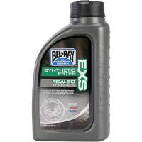 Bel Ray - Bel Ray EXS Synthetic Ester Blend 4T Engine Oil 15W-50 1L