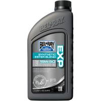 Tools, Stands, Supplies, & Fluids - Fluids - Bel Ray - Bel Ray EXP Synthetic Blend 4T Oil 15W50 1 L