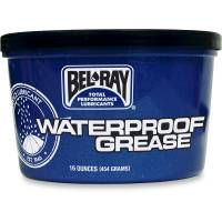 Tools, Stands, Supplies, & Fluids - Fluids - Bel Ray - Bel Ray Waterproof Grease 16oz