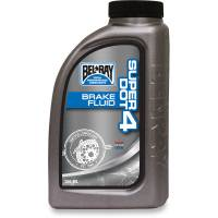Tools, Stands, Supplies, & Fluids - Fluids - Bel Ray - Bel Ray Super DOT 4 Brake Fluid