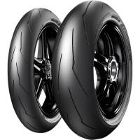 Wheels & Tires - Tires - Pirelli - Pirelli Diablo Supercorsa SP V3 Tire Set: Ducati Multistrada 1200-1260, Monster 1200, Supersport 939