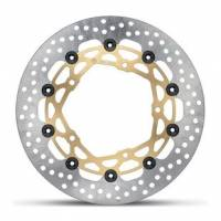 Brembo - BREMBO SuperSport Rotor Kit: Triumph Speed Triple/ R /1050 [All Models]