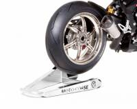 Tools, Stands, Supplies, & Fluids - Stands - Motocorse - Motocorse Single Side SBK Rear Stand: Ducati Single Side Swingarm