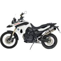 LeoVince - LeoVince LV One Evo Stainless Slip-On Exhaust: BMW F700GS, F800GS