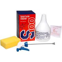 Tools, Stands, Supplies, & Fluids - Cleaning Supplies - S100 - S100 Cleaner Deluxe Kit 1 L