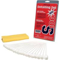 Tools, Stands, Supplies, & Fluids - Cleaning Supplies - S100 - S100 Polish Detailing Set