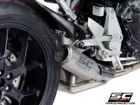 SC Project - SC Project CR-T Exhaust: Honda CB1000R Neo Sports Cafe
