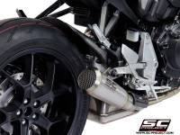 SC Project - SC Project 70's Style Exhaust: Honda CB1000R Neo Sports Cafe
