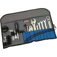 Tools, Stands, Supplies, & Fluids - Tools - Cruztools - Cruztools RoadTech TR2 Deluxe Tool Kit: Triumph Motorcycles