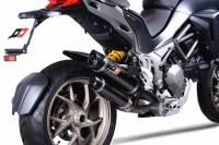QD Exhaust - QD Exhaust Magnum Full System: Ducati Multistrada 1200-1260 '15-'20