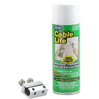 Tools, Stands, Supplies, & Fluids - Cleaning Supplies - Protect All - Cable Life and Cable Care Kit 6.25 oz