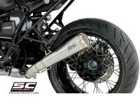 SC Project - SC Project 70's Style Stainless Conic Exhaust: BMW R nineT