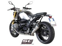 SC Project - SC Project Conic Exhaust: BMW R nineT