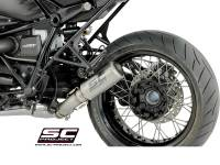 SC Project - SC Project CR-T Exhaust: BMW R nineT