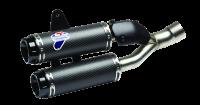 Termignoni - Termignoni Carbon Fiber Slip-on Exhaust: Ducati Monster 821 '18+