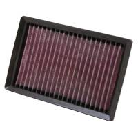 K&N - K&N High Flow Air Filter [Race]: BMW S1000RR '09-'19, S1000R '14-'19, HP4, S1000XR